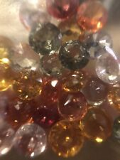 10.00CTW AVG mixed sapphire parcel sealed NR
