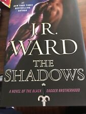The Shadows 13 by J. R. Ward (2015, Hardcover) 1st Edition Autographed