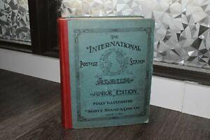 Mayfairstamps Worldwide Stamp Collection 2850 Classics in Junior Scott Album