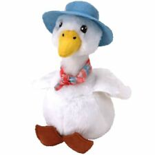 Ty 42280 Jemima Duck From Peter Bunny 15 Cm Original Cuddly Toy