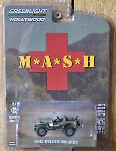 """1/64 """"MASH"""" - 1942 Willys Jeep"""