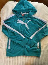 Puma Sweatjacket Girls Size Large