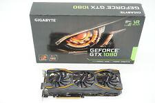 Gigabyte Geforce GTX 1080 Windforce OC 8GB GDDR5X N1080WF3OC-8GD Graphics Card