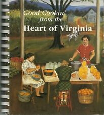 LYNCHBURG, VA COOKBOOK - QUEENA STOVALL GOOD COOKIN' FROM THE HEART OF VIRGINIA
