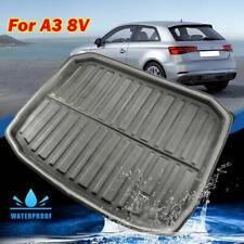 For Audi A3 S3 RS3 8v Sportback Hatchback 13 -18 Trunk Mat Cargo Boot Liner Tray