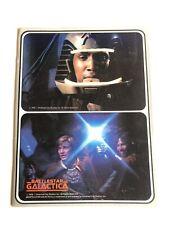 Vintage 1978 Battle Star Galactica School Folder