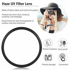 52mm Haze UV Filter Lens 52mm Lens Protector For DSLR/SLR/DC/DV Camera Lens KW