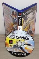 HEATSEEKER ps2 gioco game Sony PlayStation 2 originale prima stampa codemasters