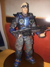 "NECA Gears of War Judgement DAMON BAIRD 7""Action Figure Loose Free Shipping"