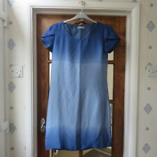 Marks & Spencer Portfolio,  Bridesmaids  Dress Blue Size 10 immaculate