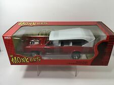 2011, The Monkees Mobile, Auto World,1:18 Die Cast Replica, Never out of Box