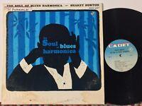 Shakey Horton Soul Of Blues Harmonica EX CADET 1966 MONO