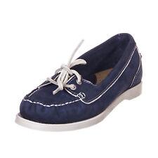 SEBAGO scarpa campionario shoes donna sample woman blue EU 37,5 - 446 N32