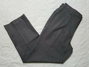 1 NWT FOOTJOY MEN'S PANTS, SIZE: 35 X 30, COLOR: CHARCOAL (J205)