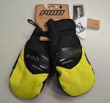 POW Astra Womens Snowboarding Skiing Mittens Mitts Yellow
