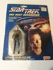 Star Trek: The Next Generation Data-flesh colored face figure(1988, Galoob) NOC