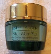 Estee Lauder Nightwear Plus Anti-Oxidant Detox Creme .17oz Travel Size