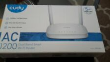 Cudy AC1200 Dual Band Smart WiFi Router Wireless AC 1200Mbps Router 300 Mbps