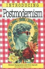 More details for postmodernism for beginners by richard appignanesi paperback book the cheap fast