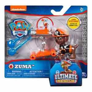 Nickelodeon PAW PATROL: ZUMA Launch Water Cannons FIRE ULTIMATE RESCUE HTF NiB