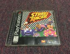 Street Racer (Sony PlayStation 1, 1996)