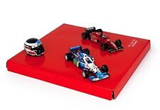 Minichamps 1/43 Ferrari Gerhard Berger DUE AUTO Box Set