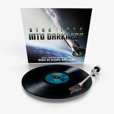 Star Trek Into Darkness Soundtrack Vinyl LP Michael Giacchino 19LPS19