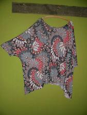 3/4 Arm hüftlange Damen-Shirts aus Jersey