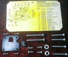 **REPAIR YOUR OWN** VINTAGE L-66A or B BARGMAN TRAILER LOCK with 18 NEW PARTS!