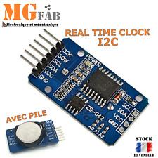 Module DS3231 AT24C32 I2C RTC Horloge temps réel avec pile | Arduino IIC STM RPI