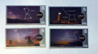 2014 ISLE OF MAN DARK SKY DISCOVERY SET OF 4 MINT STAMPS MNH