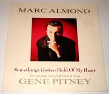 "MARC ALMOND / GENE PITNEY : SOMETHING'S GOTTEN HOLD OF MY HEART 7"" Vinyl Single"