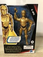 Hasbro Star Wars Galaxy of Adventures C-3PO Toy Action Figure New In Box