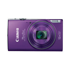 Canon-Photo Video 1081C001 Elph 360 Purp 20.2Mp 3In Lcd Avail Mid Feb