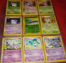 Pokemon Card/Tarjeta CUTE 4 NIDORAN, 4 NIDORINA, 1 NIDOQUEEN Cards, so COOL!!!