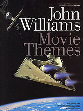 Movie Themes Of John Williams Film Sheet Music Book Songbook Solo Piano Best Of