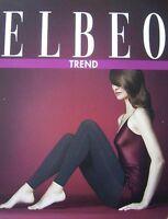Elbeo Leggings Trend 903210 blickdicht S M L XL 4 Farben und Größen NEU