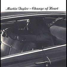 Change of Heart by Martin Taylor (CD, Feb-2006, Linn Records (UK))