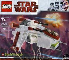 LEGO Star Wars Republik Kanonenboot Gunship Brickmaster 20010 94 Teile