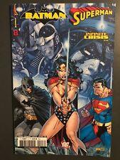 BATMAN ET SUPERMAN (Panini) - T8 : novembre 2006