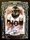 2015 Topps Museum Collection Football Hot List 50