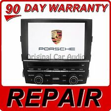 REPAIR 2010 2011 2012 2013 2014 2015 Porsche Navigation CD Player Repair ONLY