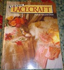 Learn Lacecraft by Audrey Vincente Dean (Paperback)