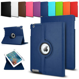 Smart 360 Rotate Leather Case Cover For Apple iPad 3 4 5 6 7 8 Air Mini Pro 11
