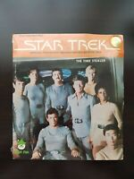 "Star Trek The Time Stealer 7"" 45rpm Record, Peter Pan Records 1979!"