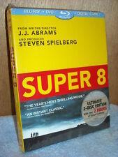 Super 8 (Blu-ray/DVD, 2011)