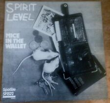 Niveau à bulle souris dans le portefeuille UK 82 Spotlight BRITISH JAZZ LP + Rare Concert Flyer