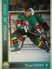 DEL 344 Pavel Mann EC Ratingen 1994/95