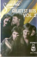 Smokie .. Greatest Hits Vol 2. Import Cassette Tape