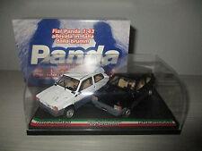 FIAT PANDA SET 1980  DC004 BRUMM SCALA 1:43